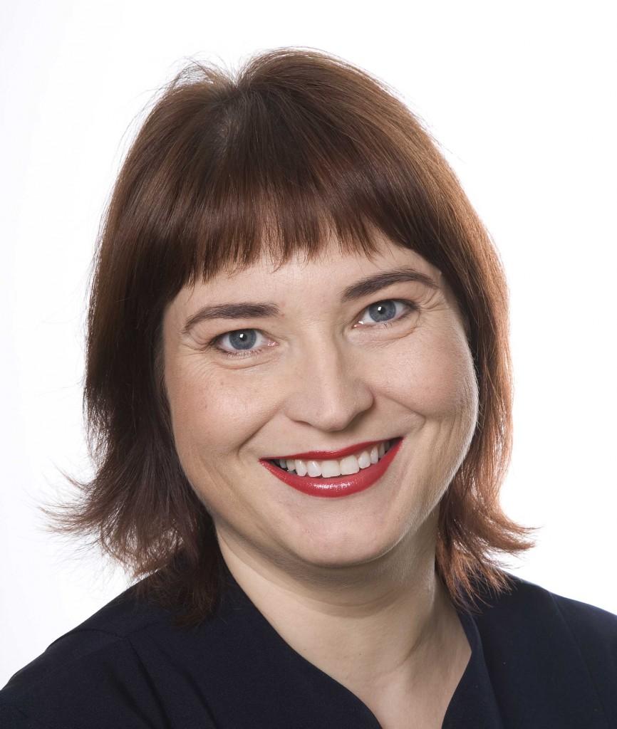 Nína Björg Sigurðardóttir
